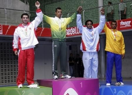 Brasil na liderança: sí, se puede!