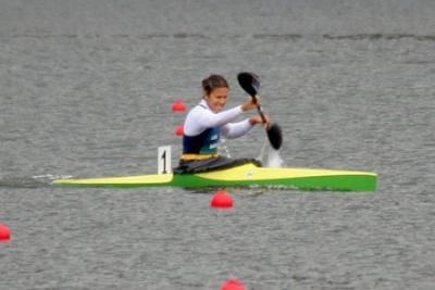 canoagem A maior medalhista dos Jogos