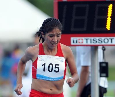 karina doping 1 Medellín tem primeiros dois casos de doping