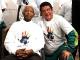 Joel Santana e Nelson Mandela